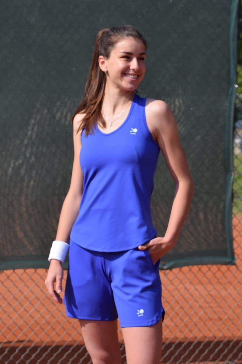 Damen Tennis-Shorts Martina